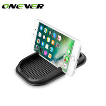 Onever Universal Multi-functional Silicon Car Anti-slip Pad Phone Holder Stand Non-slip Dashboard Mat Auto Antislip Mat