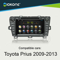 IOKONE Android 4 2 2 Car DVD Player For Toyota Prius 2009 2010 2011 2012 2013