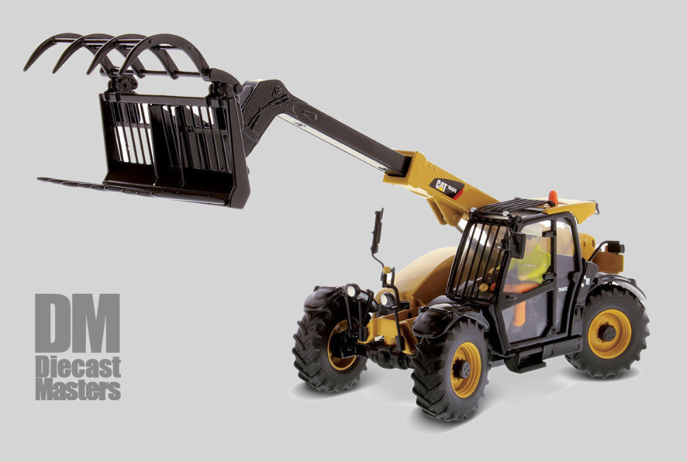 Caterpillar CAT 1/32 Scale TH407G Tele Handler By DieCast Masters #85278