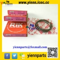 Yanmar 3TN72 3TNA72 3TNE72 Piston ring set YM719620-22500 for yanmar 3TN72 3TNA72-U3C 3TNA72L diesel engine repair parts