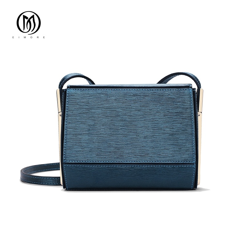EIMOER Designer Women Bag Luxury Handbags Genuine Leather Womens Crossbody Bags Fashion Ladies Shoulder Bag Small