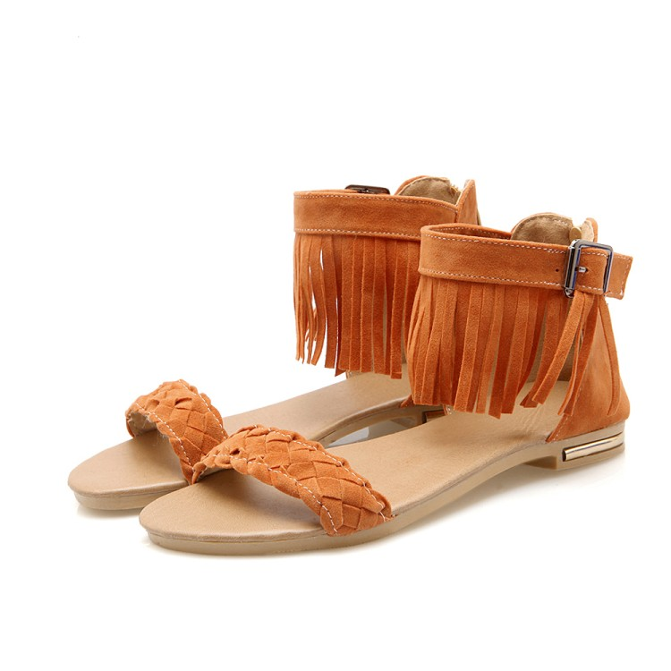 2017 New Rushed Adhesive Sandalias Mujer Fashion Plus Size Shoes Women Sandals Sapato Feminino Summer Style Chaussure Femme 324