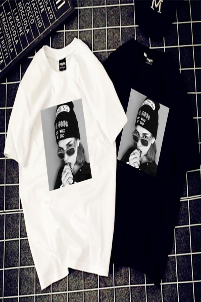 94e47c128454 wonder woman 3D printed summer hot sell cotton T shirt pink punk shirt  camisa mujer anti social club korean style white tshirt