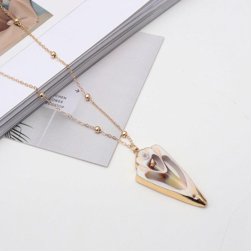 Cute Jewelry Long Women Pendant Colorful Vintage Necklaces For Women Gift 2019