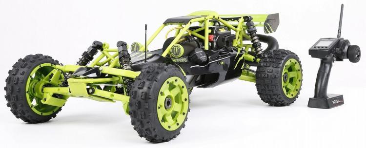 Rovan Baja 5B 320C Полный нейлон рама с 32cc двигателя симметричные система рулевого управления