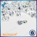 1000pcs AAAAA Grade White 0.8~2.5mm Cubic Zirconia Stone Round Cut Loose CZ Stone Synthetic Gems For Jewelry