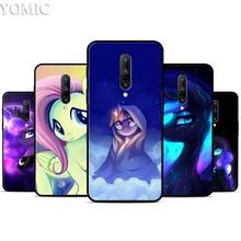 Magic My Little Pony Silicone Case for Oneplus 7 7Pro 5T 6 6T Black Soft Case for Oneplus 7 7 Pro TPU Phone Cover