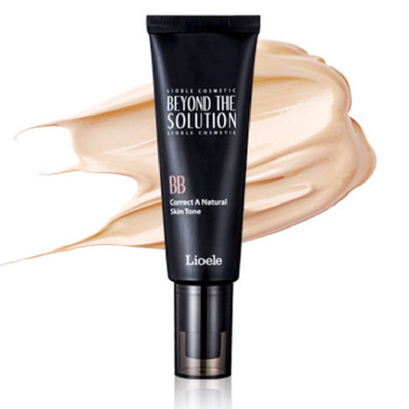 BEST Korea Cosmetics LIOELE Beyond The Solution BB Cream 50ml Perfect Cover BB Cream Concealer Moisturizing Foundation Makeup шорты джинсовые lonsdale lonsdale lo789emcdg82