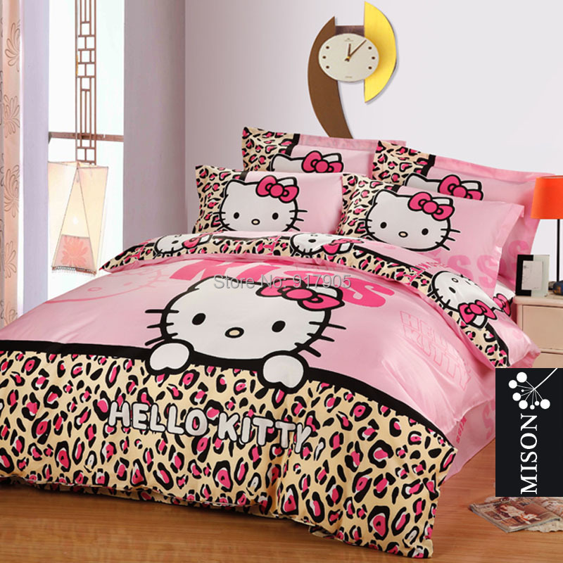 hello kitty bedroom sets cute kids hello kitty duvet covers set twin full queen 15542 | Cute Kids Hello Kitty Duvet Covers Set Twin Full Queen Size Hello Kitty Comforter Sets Sexy