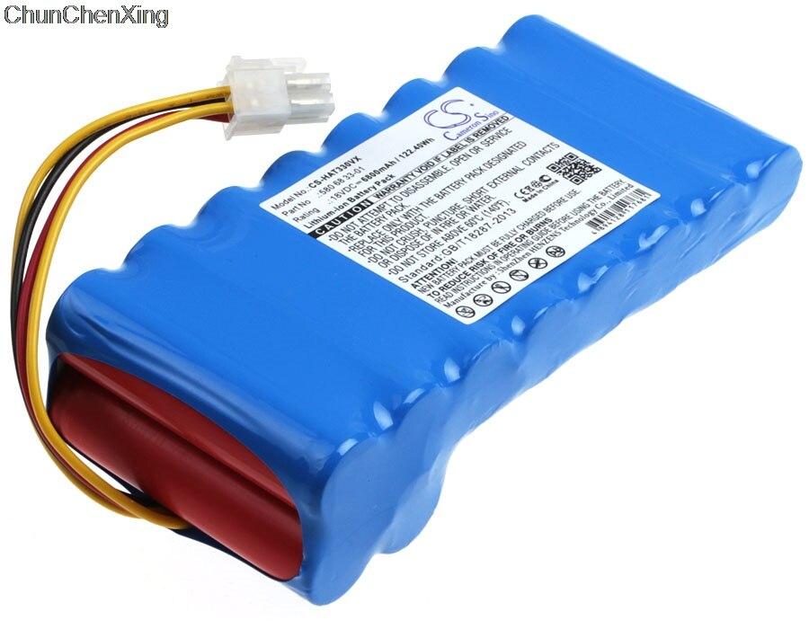 Cameron sino 6800 mah bateria para husqvarna automower 320, 330x, 430