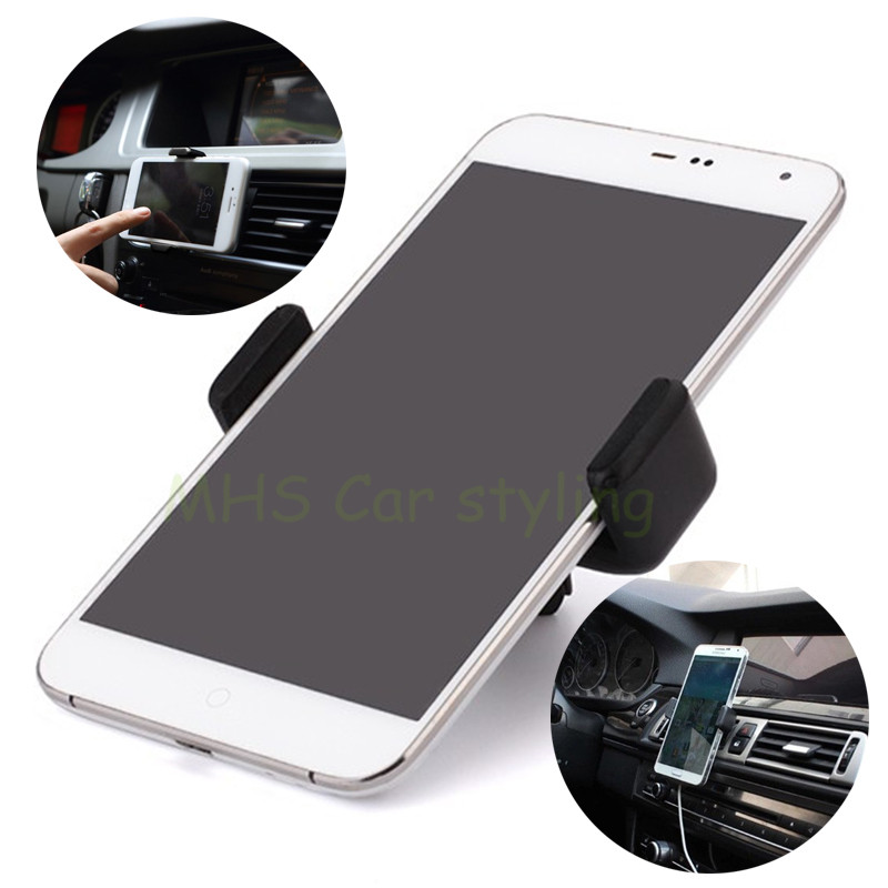 Car Phone Holder for iphone 7 Mobile Phone Holder Stand 360 Rotation Air Vent Mount Holder Stand for Samsung Holder Stand цены