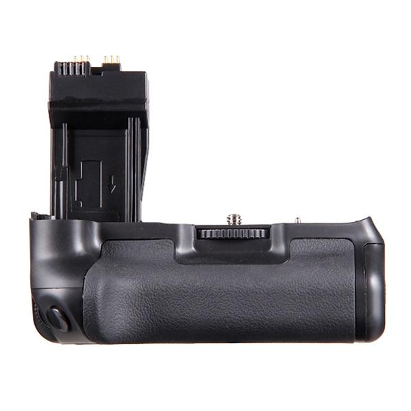 Meike vertical battery Grip Pack para Canon EOS 550D 600D 650D T4i T3i T2i como BG-E8 diseño de moda mejor agarre para Canon