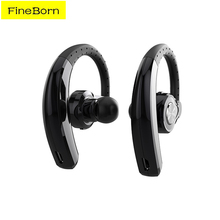 FineBorn Twins in-ear Noise Cancelling True Wireless Bluetooth Earphone for Phone HD Music Wireless Headsets with Microphone T9S
