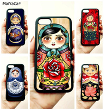 Russian dolls soft edge cell phone cases for apple iPhone x 5s SE 6 6s plus 7 7plus 8 8plus XR XS MAX case стоимость