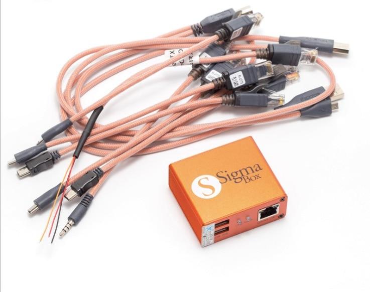Entsperren werkzeug von Sigma Box für chinesische marke telefon. - 4