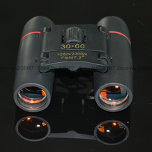 Best Buy 30X60 126M/1000M Hot Sale  Zoom Mini Outdoor Folding Binoculars Telescopes Hunting field-glasses NO Night Vision Not  infrared