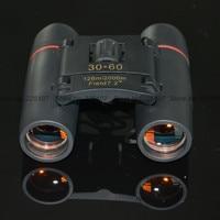 30X60 126M 1000M Hot Sale Zoom Mini Outdoor Folding Binoculars Telescopes Hunting Field Glasses NO Night