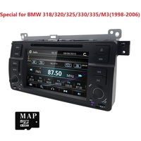 7 HD Touch Screen Car Multimedia Dvd Player For 3 Series E46 M3 Car Dvd Auto
