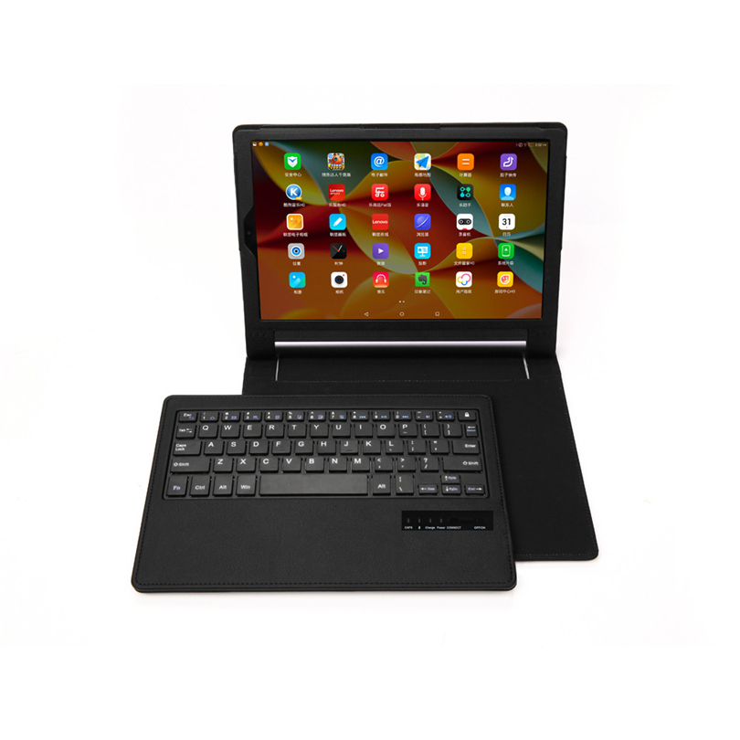 Bluetooth Keyboard with Leather Case tabelt protective case Cover For Lenovo Yoga tab3 Plus 10.1 keyboard for tablet pad A30 for lenovo miix 320 tablet keyboard case for lenovo ideapad miix 320 10 1 inch leather cover cases wallet case hand holder fil