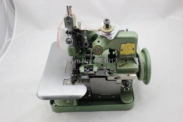 Overlock sewing machine (three line of household kao edge sewing machine Three wire locked stitcher (send motor) GN1 1 a - 4