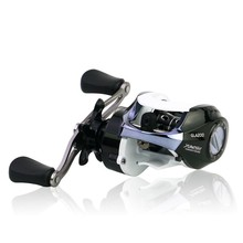 купить YUMOSHI 2018 New Right or Left Baitcasting Reel 12+1BB fishing reels 7.0:1 Bait Casting Fishing Reel Centrifugal Dual Brake дешево