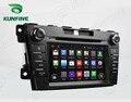Quad Core 1024*600 Android 5.1 Del Coche DVD GPS Jugador de la Navegación Estéreo del coche para MAZDA CX-7 2012 GPS Radio 3G WIFI Bluetooth