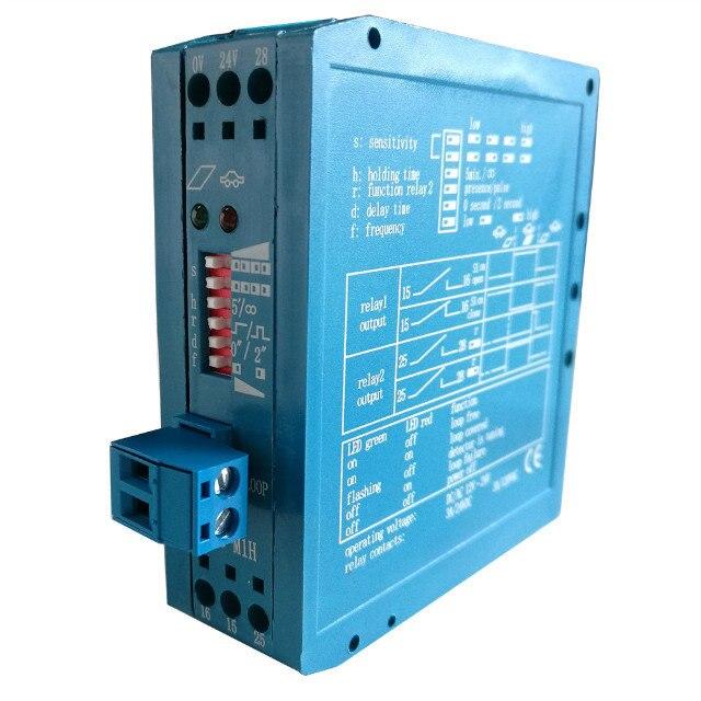 M1H Single Channel Inductive Loop Detector/Auto Barrier Gate Gate Loop Detector/Loop Sensor