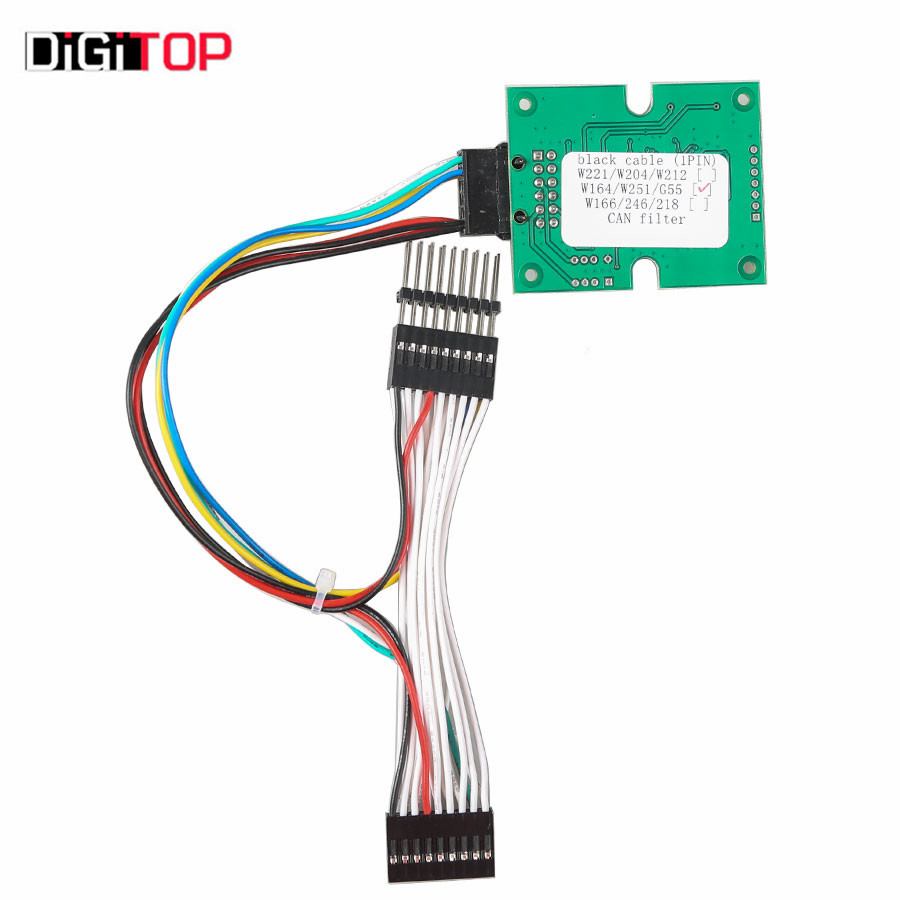 New MB Can Filter for Mercedes Benz W251 W164 G55 2016 brand new instrument display for mercedes mb ml w164 gl x164 r300 r350 r500 w251