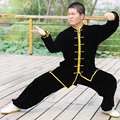 Tai Chi suit Jinsirong Practice thickening The spring and Autumn Period men and women A martial art Tai chi clothing