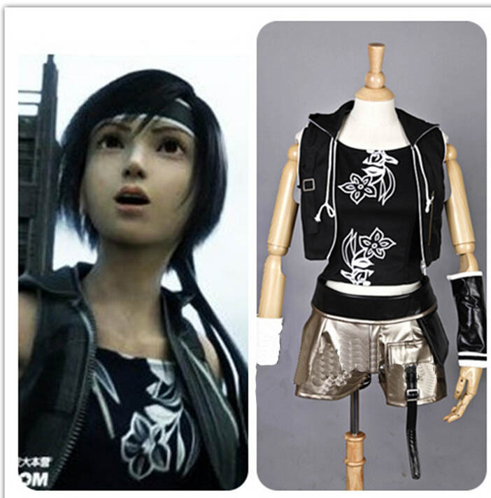Cool Anime Cosplay Costumes Halloween female clothes Girls ...