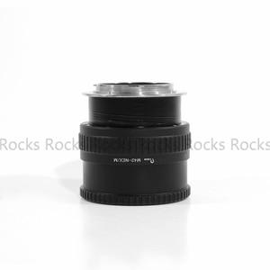 Image 4 - Pixco Einstellbare Fokussierung Makro infinity adapter ring klage Helicoid Adapter Tube Anzug Für M42 objektiv Sony E Berg Kamera NEX A5000 A3000 5 T 3N