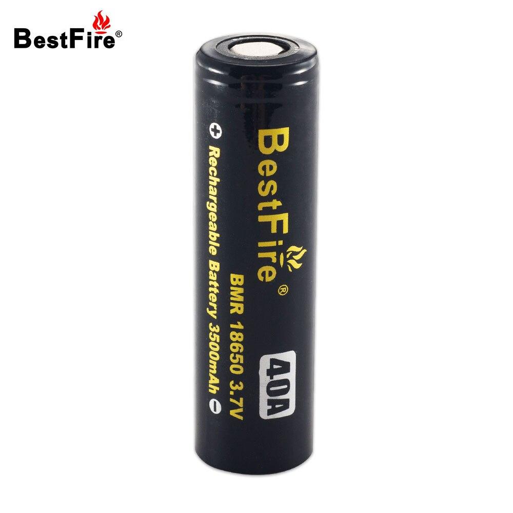 18650 batería 40A 3500 mAh 3,7 V Vape Mech Mod E-cigarrillo batería recargable para Eleaf humo Joyetech Vaporesso caja Mod Kit de A120