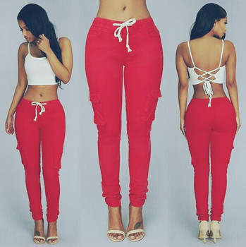 Elastic Sexy Skinny Pencil Jeans For Women Leggings Jeans Woman High Waist Jeans Women's Thin-Section Denim Pants 8