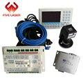 Vision Лазерная резка машина используется Ruida CCD контроллер движения RDV6445G новая версия