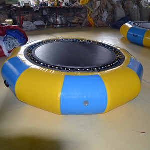 High Quality Water Toys Inflatable Trampoline Jumping Bouncer Inflatable Trampolines toys Inflatable Trampoline