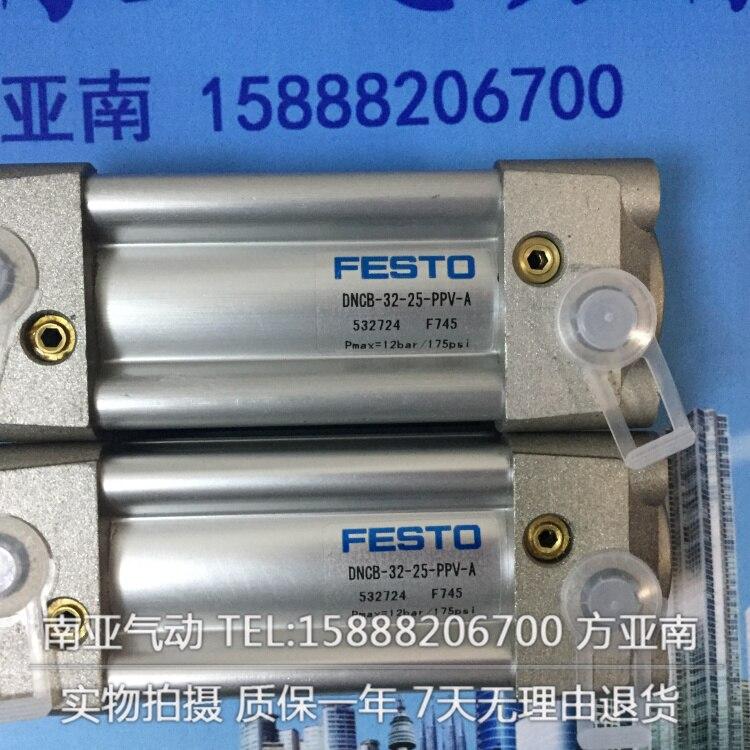 DNCB-32-25-PPV-A DNCB-32-50-PPV-A DNCB-32-75-PPV-A DNCB-32-100-PPV-A FESTO cylinder it8712f a hxs