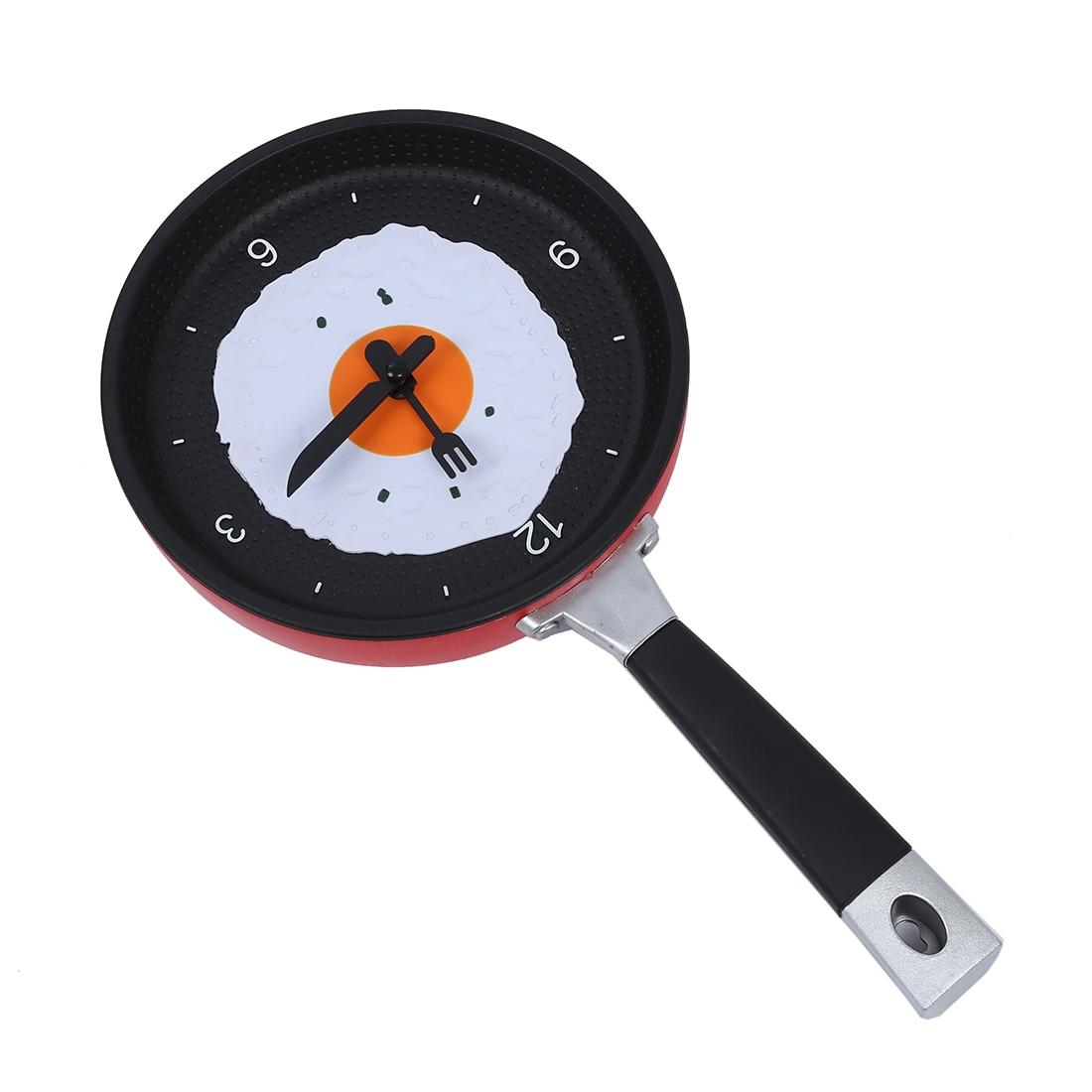 stunning acheter pole horloge avec oeuf sur le plat pendaison nouveaut cuisine caf horloge. Black Bedroom Furniture Sets. Home Design Ideas