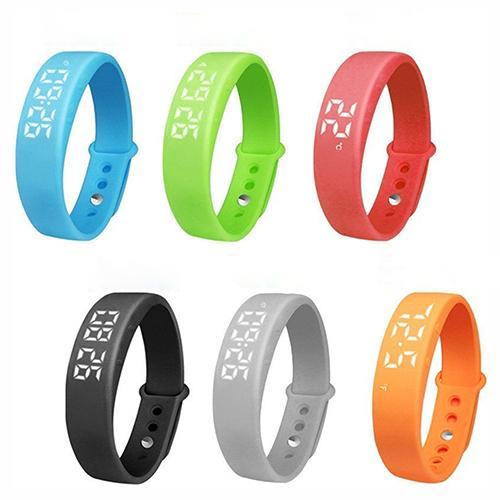 Uhren Smart Armbanduhr Schrittzähler W5 Schritte Zähler Kalorien Tracing Sport Armband Ausgezeichnet Im Kisseneffekt