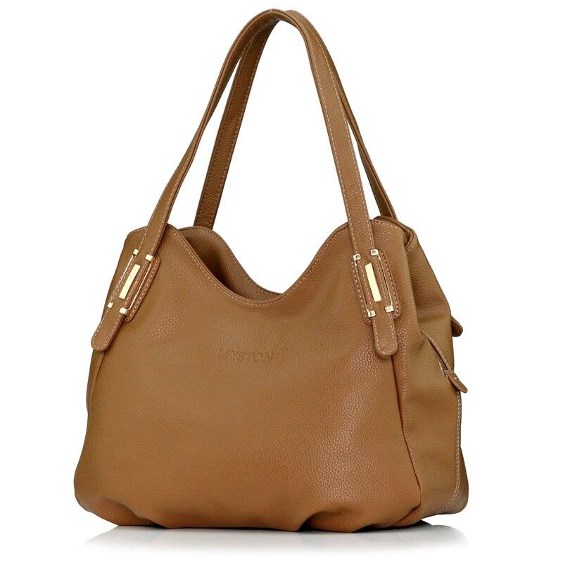 Women s Tote Handbags Women Messenger Bag GENUINE LEATHER Multifunction Women Bag Crossbody Ladies Shoulder Bag