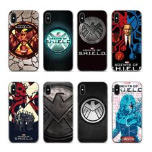 лучшая цена Aiboduo season shield Marvel For iphone 6 6s Soft silicone cover Case for Apple iPhone 5s 6 6plus 6s 7 8 7plus 8plus XR X XS max