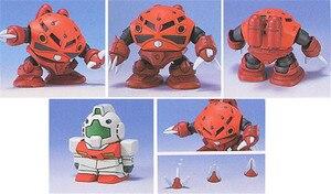 Image 2 - Bandai sd bb 30 Gundam 07S zgogok terno móvel montar modelo kits figuras de ação brinquedos das crianças