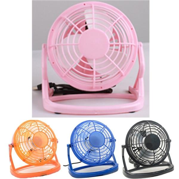 by DHL or EMS 20 pieces USB gadget Portable Super Mute PC USB Cooler Cooling Desk Mini Fan