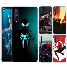 Spider-Man Far From Home Case for Huawei Honor 8X 8C 8 9 10 20 Play 8A lite Pro V20 Y9 Y7 Y6 Y5 Prime 2018 2019 TPU Phone Bags(China)