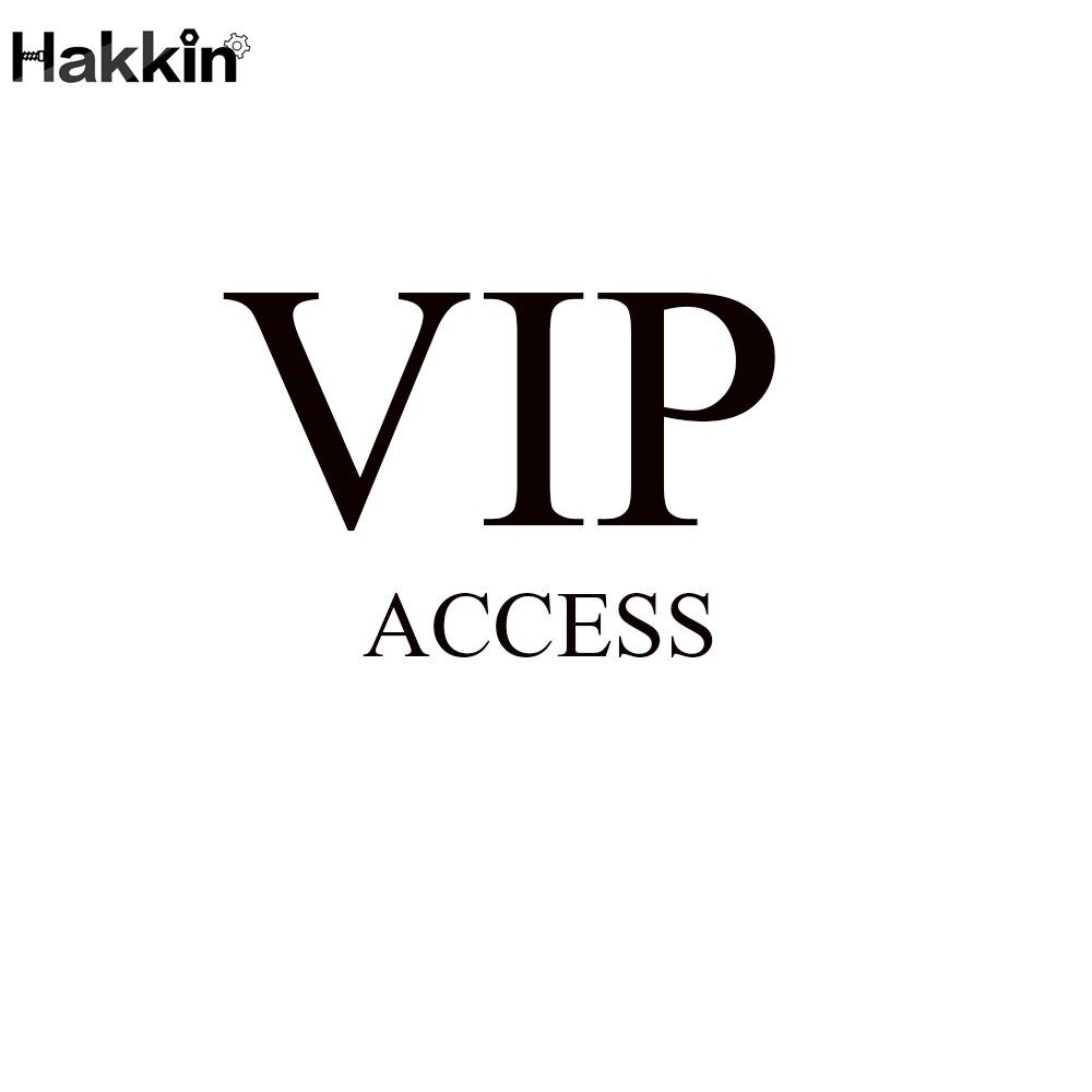 Hakkin VIP Privaten Zugang