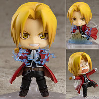 Nendoroid Serie N ° 788 Fullmetal Alchemist Brotherhood Edward Elric Action PVC Figure Da Collezione Toy Model 10 cm