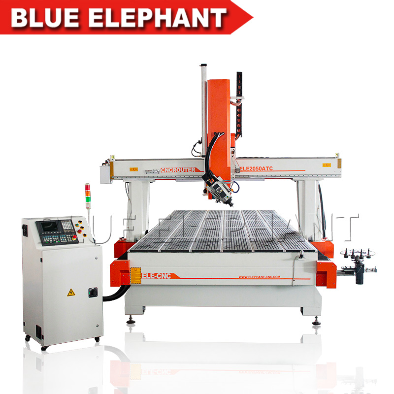router for foam processing,9kw Italy spinlde wood cutting machine,3D 4 axis cnc router