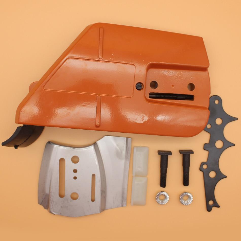 Clutch Cover Chain Brake Bumper Spike Bar Plate Studs For HUSQVARNA 365 362 371 372 XP 372XP Chainsaw