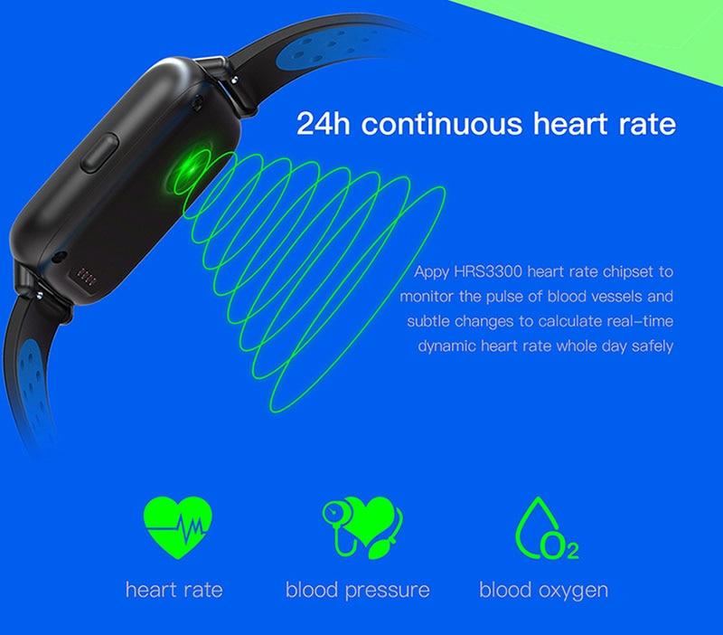 VERYFiTEK SN12 Smart Watch IP68 Waterproof Heart Rate Monitor Blood Pressure Bluetooth Smartwatch Men Women Sport Fitness Watch (7)