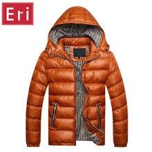 2017 Winter Jacket Men Coat Slim Sportswear Outwear Chaquetas Hombre Parka Mens Coats Jackets Warm Thick