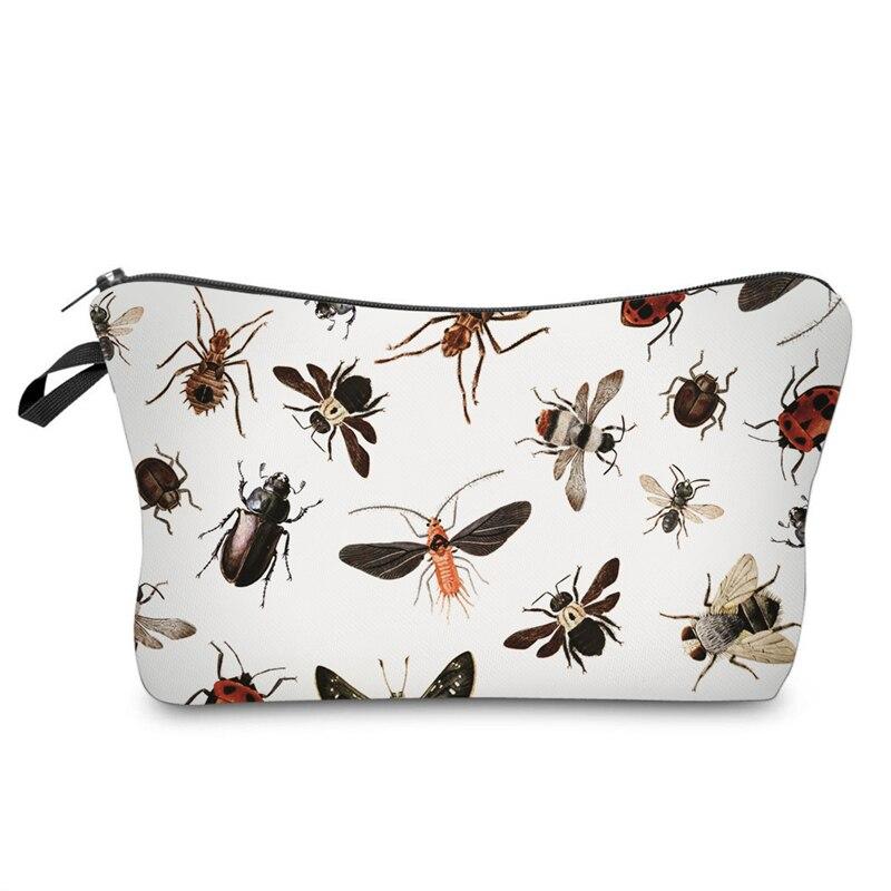 Damentaschen Clever Mode Tier Bienenkosmetiktaschen Schminktasche Für Pinsel Travel Kulturveranstalter Tasche Frauen Aufbewahrungstasche Bb142 Gepäck & Taschen